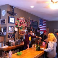 Photo taken at War Horse Brewery by David M. on 2/12/2012