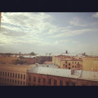 Photo taken at Saint-Petersburg State University of Architecture and Civil Engineering (SPSUACE) by Leha H. on 6/6/2012