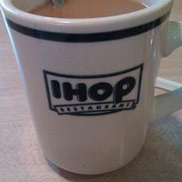 Photo taken at IHOP by Chris S. on 4/28/2012
