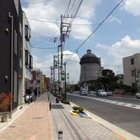 7/10/2012にAtibot T.が東京都水道局 大谷口給水塔で撮った写真