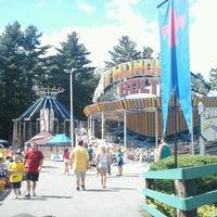 Photo taken at Funtown Splashtown USA by Rhonda W. on 9/3/2012
