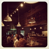 Photo taken at Butcher & Bee by Allison M. on 8/19/2012