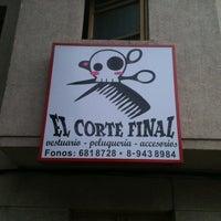 7/1/2012 tarihinde Francisco Javier U.ziyaretçi tarafından El Corte Final'de çekilen fotoğraf
