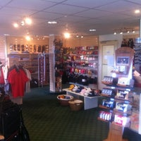Photo taken at Teds Golfshop Rozenstein by Dennis W. on 4/27/2012
