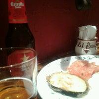 Photo taken at Restaurante El Buey by Zulema B. on 6/14/2012