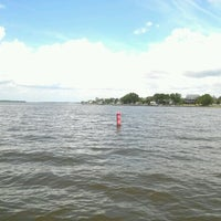 Photo taken at Red Sixteen Buoy In White Oak River by David S. on 5/24/2012
