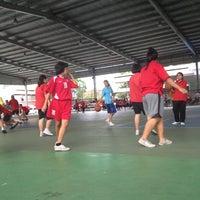 Photo taken at Sport Complex ม.ปลาย @SW2 by โอปาลอ~ on 6/29/2012