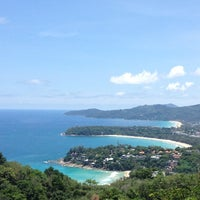 Photo taken at Karon View Point by Jack P. on 8/13/2012