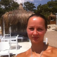 Photo taken at Pirates Beach Club by ✨Юлия Л. on 8/11/2012