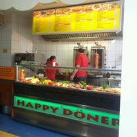 Photo taken at Happy Döner by fadzil a. on 3/13/2012