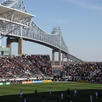 Photo taken at Talen Energy Stadium by Steven M. on 7/29/2012