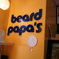 Photo taken at Beard Papa's by Jaida M. on 4/28/2012