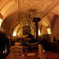 Photo taken at Café Einstein by Victor H. on 2/24/2012