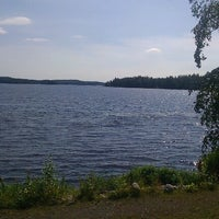Photo taken at Ravintola Hallin Janne by Anne L. on 7/28/2012