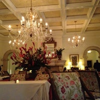 Photo taken at The Georgian Room At The Cloister by Donny on 6/23/2012