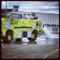 Photo taken at Erie International Airport (ERI) by Anthoni R. on 6/13/2012