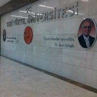 8/8/2012 tarihinde alican Y.ziyaretçi tarafından Yeni Yüzyıl Üniversitesi'de çekilen fotoğraf
