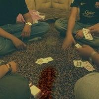 Photo taken at استراحه الشباب الزقرت by Mohammad A. on 3/28/2012