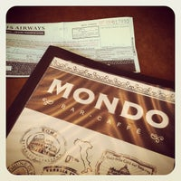 Photo taken at Mondo by Ward K. on 5/25/2012