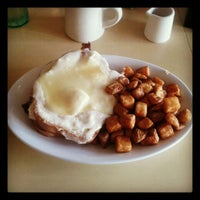 Photo taken at The Diner by Mil V. on 5/18/2012