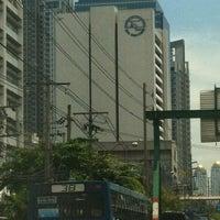 Photo taken at Tourism Authority of Thailand by Ittichai W. on 7/11/2012