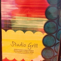 Photo taken at The Studio Grill by Renee C. on 8/6/2012