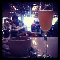 Photo taken at Royal T Cafe by Courtney M. on 7/22/2012