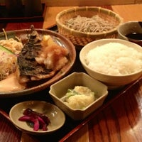 Photo taken at Soba Totto by ZenFoodster on 8/25/2012
