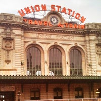 Photo taken at Denver Union Station by Drew G. on 7/9/2012