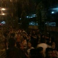 Photo taken at Ayala Bus Stop (Northbound) by Gerdan R. on 4/30/2012