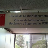Photo taken at Inspeccion del trabajo Puente Alto by sebastian s. on 3/8/2012