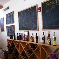 Photo taken at Fox Run Vineyards by Kate B. on 2/25/2012