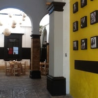 Photo taken at Café El Árbol by Fernando A. on 8/7/2012