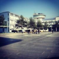 Das Foto wurde bei Deutsche Telekom Campus von Michael W. am 3/21/2012 aufgenommen