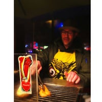 Photo taken at The Comet Hot Dog Stand by Farrish C. on 2/29/2012