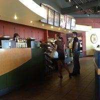 Photo taken at Starbucks by Plinio G. on 8/7/2012