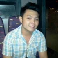 Photo taken at Airport (Ground Transportation Centre) Bus Terminus by mykmedina on 2/29/2012