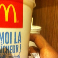 Photo taken at McDonald's by DIALLO B. on 3/16/2012