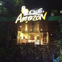 Photo taken at Café Amazon by Piyaporn A. on 7/28/2012