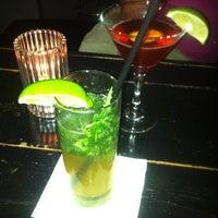 Photo taken at Drinkerie Ste-Cunégonde by Alexandra on 7/12/2012