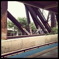 Photo taken at CTA - Ashland by Jeffery H. on 7/21/2012