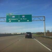 Photo taken at I-35 Split by Gene B. on 3/25/2012