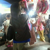Photo taken at Pasar Malam Gg. Bhakti by !!! Riena Chiemo Riyanti ®. on 6/29/2012