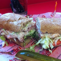 Photo taken at Firehouse Subs by Chad T. on 6/17/2012