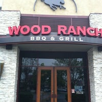 Photo taken at Wood Ranch BBQ & Grill by Colin B. on 3/30/2012