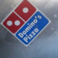 Photo taken at Domino's Pizza by O.omkar on 5/19/2012