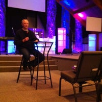 Photo taken at Crosspoint church by Jonathan B. on 4/1/2012