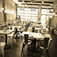 Photo taken at Bareburger by Dan D. on 2/8/2012