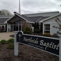 Photo taken at Northside Baptist by Kurt D. on 5/5/2012
