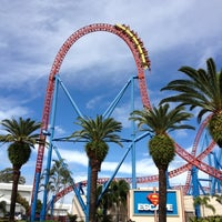 Photo taken at Warner Bros. Movie World by Tony S. on 4/20/2012